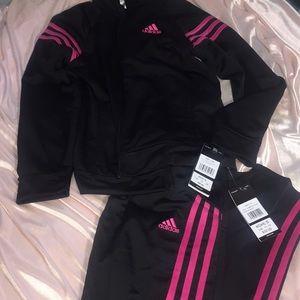 Adidas youth tracksuit
